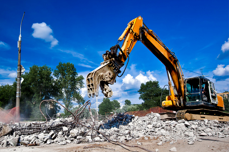 Demolition Equipment buyer